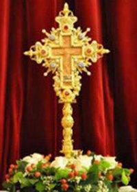 Weihe der Auferstehungskirche, Vorfest der Kreuzerhöhung