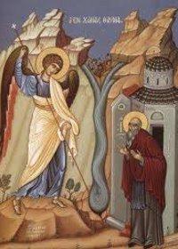 Das Wunder des Erzengels Michael in Chonis, Martyrerin Kalodoti