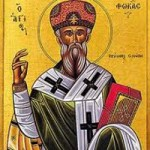 Martyrerpriester Phokás, Bischof von Sinopi, Phokás, der Gärtner