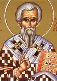 Martyrerpriester Anthimos, Übertragung der Reliquien des heiligen Nektarios