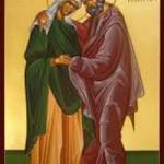 Mitfest der heiligen Gottesahnen Joachim und Anna