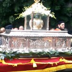 [VIDEO] Prozession des heiligen Dimitrios und der Gottesmutter Tryphotissa am 24.10.2014