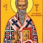 Missionar Averkios, sieben Schläfer von Ephesos