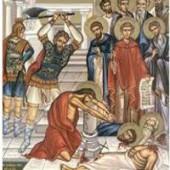 Die zehn Martyrer von Kreta