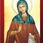 Selige Melani, die Römerin, Zotikos, der Helfer der Waisen