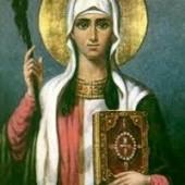 Die auf Sinai und in Raitho getöteten Seligen, Apostelgleich Nina