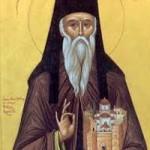 Klemens von Ankara, Martyrer Agathangelos, seliger Dionysios auf dem Olymp