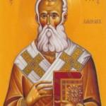 Parthenios von Lampsakos, seliger Loukas aus Steiri