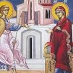 1. Abschnitt der Gottesmutterpreisungen, Prokopios von Dekapolis, Stefanos der Altenpfleger