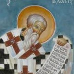 Martyrerpriester Blasios, Königin Theodora