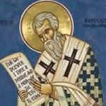 Kyrillos von Jerusalem