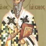 Jakobos, der Bekenner, Thomas von Konstantinopel, Neumartyrer Michael von Evrytanien