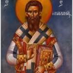 2. Fastensonntag, Sonntag des hl. Grigorios Palamas, Theophylaktos von Nikomideia