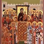 1. Fastensonntag, Sonntag der Orthodoxie, selige Martyrerin Evdokia