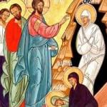Auferstehung von Lazaros