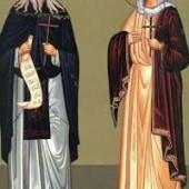 Sonntag der Myrontragenden Frauen, alle in Thessaloniki leuchtende Heilige