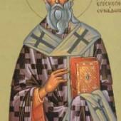Heiliger Michael von Synada, Maria von Klopas, die myrontragende
