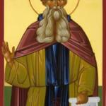 Johannes der Theologe, Arsenios der Große