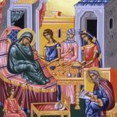Geburt des Johannes des Täufers, Elisabeth seine Mutter