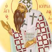 Kyrillos Erzbischof von Alexandrien