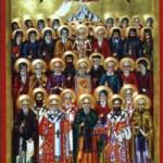 2. Matthäussonntag, die Väter vom Berg Athos, Prophet Elisäus