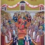 Sonntag der heiligen Väter des 4. Ökumenischen Konzils, selige Makrina
