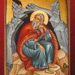 Prophet Elias aus Thisbe