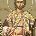 Martyrer Yakinthos, Anatolios von Konstantinopel