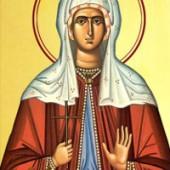 Großmartyrerin Christina, Philosoph, Bekenner und Martyrer Athinagoras