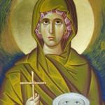 8. Matthäussonntag, Jungfraumartyrerin Paraskevi, Martyrerpriester Ermolaos
