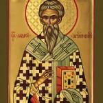 Andreas von Kreta, Martyrerinnen Kyprilla, Aroa, Loukia, Michael Choniatis