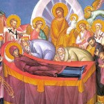 12 Matthäussonntag, Festabschluss der Entschlafung der Allheiligen Gottesmutter, Martyrerpriester Eirinäos