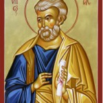 Apostel Matthias, Die Martyrer am Chalki Tor
