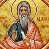 Prophet Michaias, Martyrerpriester Markelos von Apameia, Neumartyrer Symeon