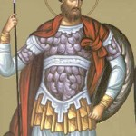 Andreas der Heeresführer, seliger Theophanis