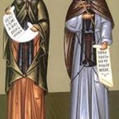 Maximos der Bekenner, selige Seridos, Dorotheos und Dositheos