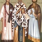 Archdiakon Laurentios, Xystos Papst von Rom, Hippolit