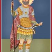 Sonntag nach Kreuzerhöhung, Großmartyrer Evstathios, Evstathios von Thessaloniki