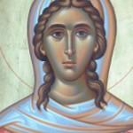 Großmartyrerin Euphemia, Martyrerin Melitiní