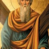 Apostel Andreas der Erstberufene, Frumentios Bischof von Äthiopien