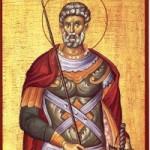 Martyrer Minas, Viktor und Vikentios, seliger Theodoros Studitis