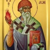 Spyridon der Wunderwirkende, seliger Johannes, Bischof von Zichnes