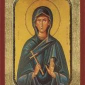Selige Martyrerin Eugenia, Martyrer Philippos, ihr Vater