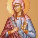 Martyrer Tatianí, Evthasía, Mertios