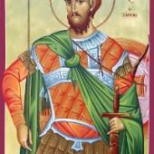 Theodoros der Tyron, Mariamni, Theodoros Byzantios