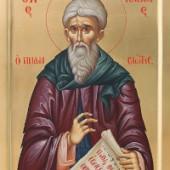 Isidoros von Pilousium, Martyrerpriester Abramios, Nikolaos der Bekenner, Neumartyrer Josif