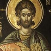 Martyrer Nikiforos, Markellos von Sizilien, Philagrios von Zypern, Pangratios vom Berg Tavromenos