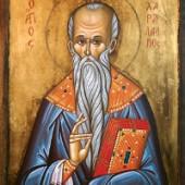 Martyrerpriester Charalambos, Zínon der Briefträger, Anastasios von Jerusalem