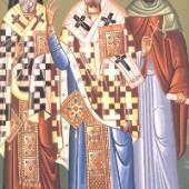 Leo, Papst von Rom, Agapitos von Sinaos, Martyrer Parigorios
