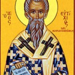 Evtychios von Konstantinopel, Grigorios der Sinait